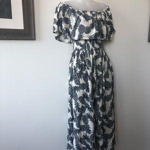 NWT Off the shoulder dress / Bardot neckline